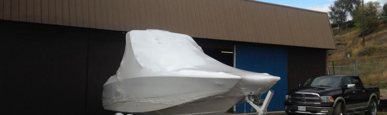 Winter Boat Storage Vernon BC